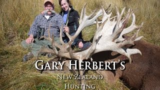 Herbert New Zealand  city photos : Gary Herbert's New Zealand Hunting