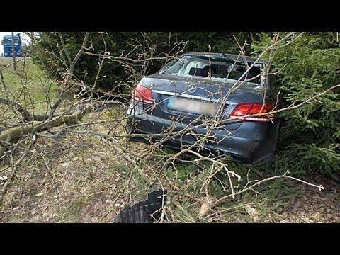 Goldhausen: Neuen Benz bei Probefahrt geschrottet