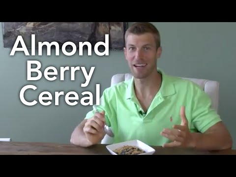 How to Make Almond Berry Cereal-Transform Your Kitchen-Episode #20