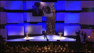 Video César 2008 - Hommage à Romy Schneider, par Alain Delon. MP3, 3GP, MP4, WEBM, AVI, FLV Juli 2018