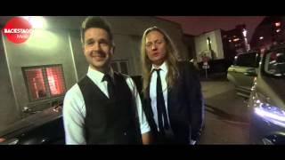 Backstage music tog med Hej Matematik ud og skyde musikvideo til deres single Ik Ordinær.