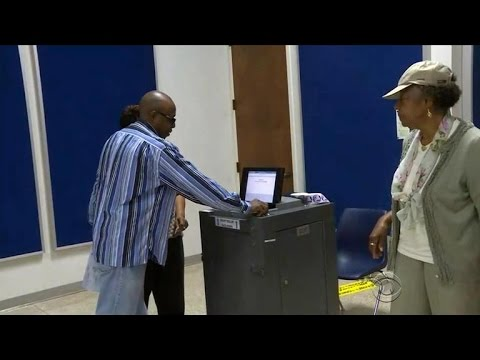 N.C. floods cause voting challenges