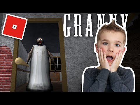 BEST GRANNY GAME IN ROBLOX