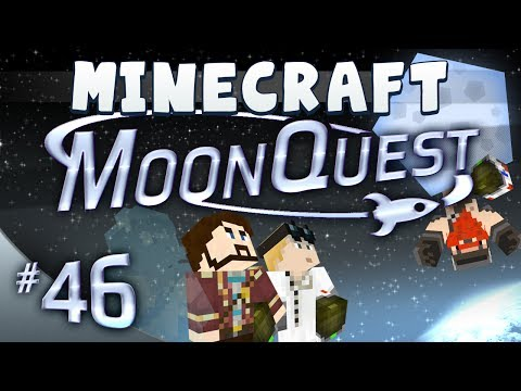 Minecraft Galacticraft – MoonQuest 46 – Houston, we have a problem