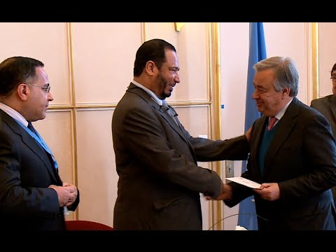 Switzerland: Kuwait Donates US$ 100 Million to the Syria Crisis