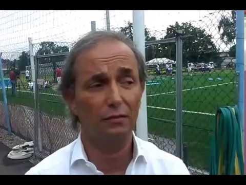 Il presidente Porro alla vigilia dell'udienza per il fallimento del Como