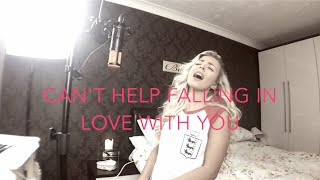 Video Elvis Presley | Can't Help Falling In Love With You | Cover | Samantha Harvey | MP3, 3GP, MP4, WEBM, AVI, FLV Januari 2018