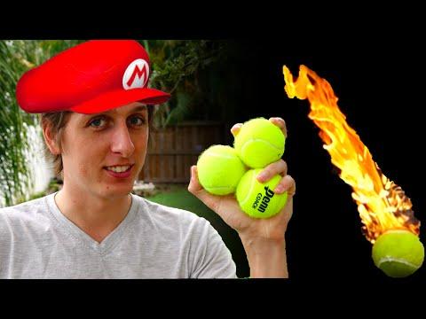 Real-life Mario Fir