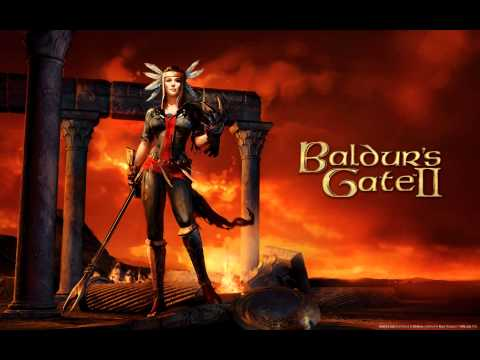 Baldur's Gate 2 [OST] #18 - Mountain Battle I