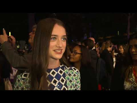 Raffey Cassidy tells us that we must watch The Killing of a Sacred Deer