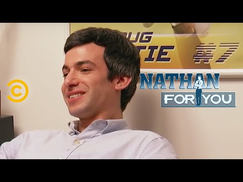 Nathan For You - Man Zone