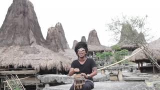 Yanto Marapu  Solo Nyabinghi-Eri Rambu @Kampung Tarung Sumba