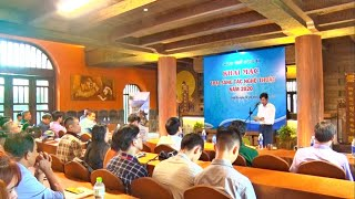 Khai mạc trại sáng tác nghệ thuật thành phố Uông Bí năm 2020