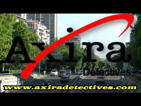 Detectives en Madrid: Localizaciones