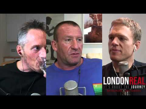 Dorian Yates on Bodybuilding Diet and Cutting