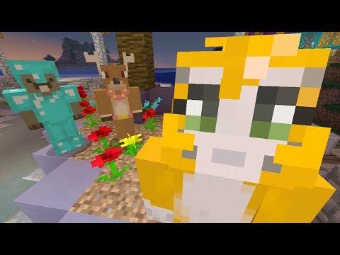 Minecraft Xbox - Pretty Park [597] (видео)