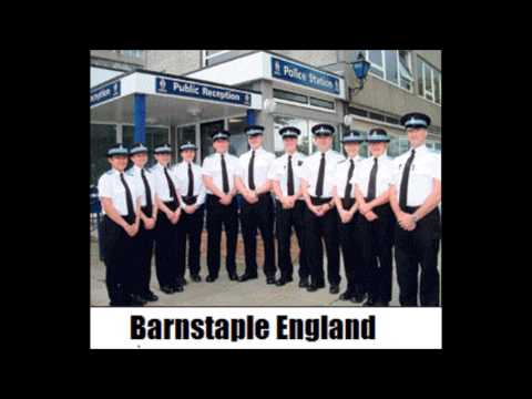 I live in a town called Barnstable, Massachusetts. We are twinned with a town called Barnstaple, England. Well, this was just bound to happen someday.