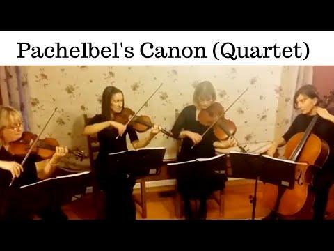 Pachelbel's Canon (Quartet)