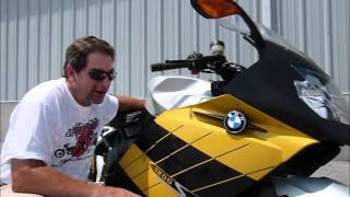 5. 2005 BMW K1200S stock #9-6898 demo ride & walk around @ Diamond Motor Sports