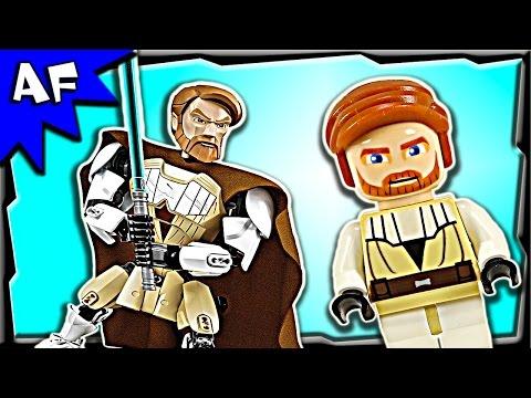 Vidéo LEGO Star Wars 75109 : Obi-Wan Kenobi