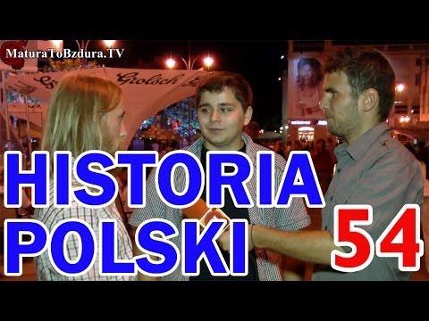 Matura To Bzdura - HISTORIA POLSKI odc. 54