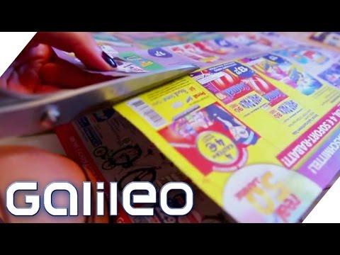 Geld sparen mit Coupons | ProSieben | Galileo