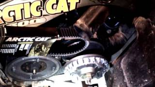 4. Arctic Cat 500 Auto transmission issues