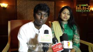 Director Atlee and Priya Press Meet
