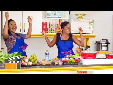 McBrown's Kitchen with Nana Aba Anamoah | SE04 EP13