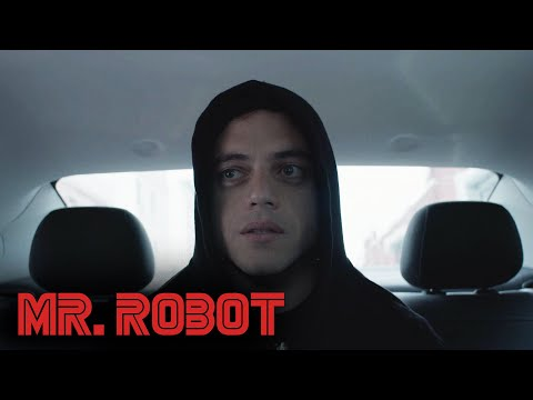 Elliot Hacks A Car | Mr. Robot