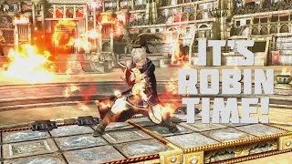 It's Robin Time! – A Robin combo video | Smash Bros Wii U 「by FR073N」