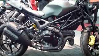 4. 2013 Ducati Monster ''Diesel''