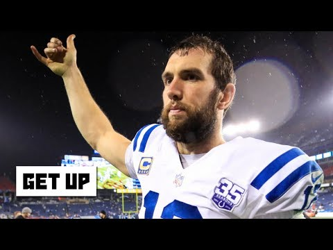 Video: Andrew Luck's retirement could impact the possibility of an 18-game NFL season | Get Up