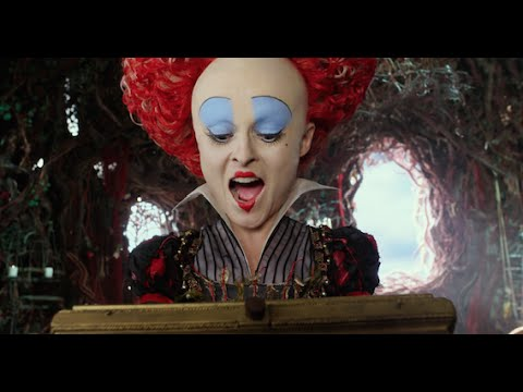 Alice Through the Looking Glass Trailer Starring Johnny Depp  Mia