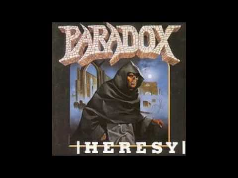 Paradox - Heresy online metal music video by PARADOX
