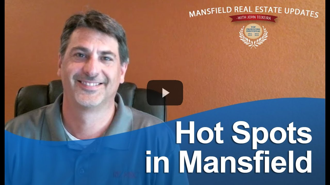 What Are the Hottest Neighborhoods in Mansfield?