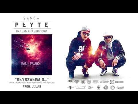 Tekst piosenki Paluch - Słyszałem o...  ft. Kali  po polsku