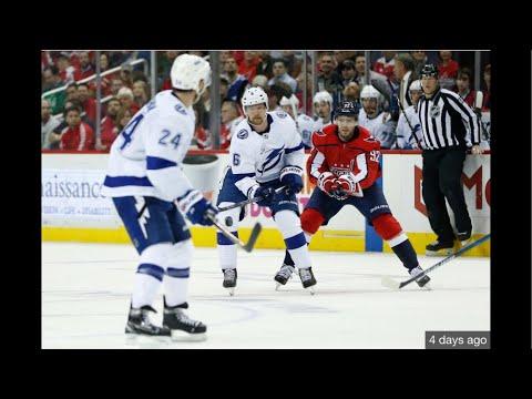 Washington Capitals vs Tampa Bay Lightning - Game 3 LIVE REACTION