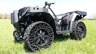 1. Fox Car Report Test Drive: 2014 Polaris WV 850 H.O.