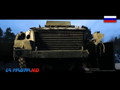 New Russian Typhoon-VDV (K4386) Armored Vehicle - Тайфун ВДВ
