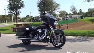 9. Used 2011 Harley Davidson Street Glide Motorcycles for sale