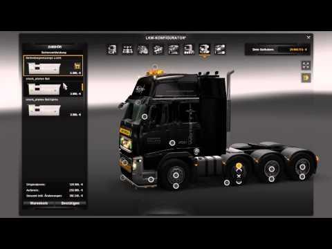Van de Wetering B.V.Volvo FH16 2009 8x4 Truck
