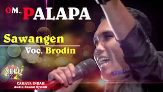 Video BRODIN Sawangen OM PALAPA EXPO CEPU 2017 MP3, 3GP, MP4, WEBM, AVI, FLV Juli 2018