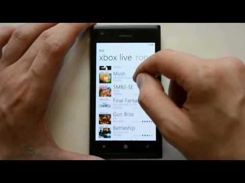 Обзор Nokia Lumia 900