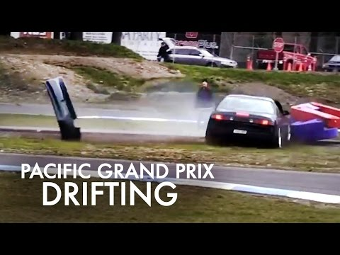 Pacific GP February Drift