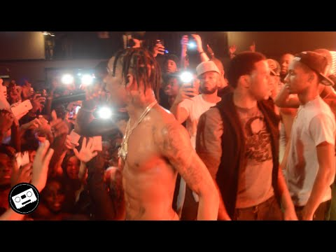 Travis Scott performs ANTIDOTE - LIVE @ BET HIP-HOP AWARDS AFTER PARTY | ATLANTA | BEER AND TACOS