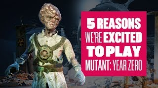 Video 5 reasons we're excited for Mutant: Year Zero - Road to Eden MP3, 3GP, MP4, WEBM, AVI, FLV Desember 2018