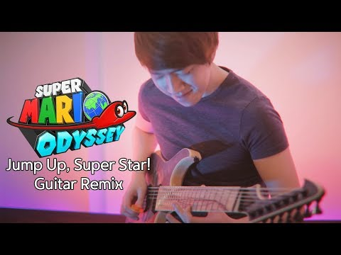 Incredible cover of Jump Up, Super Star! from Super Mario Odyssey