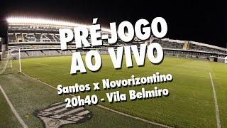 Às 21h45, Santos e Novorizontino se enfrentam, na Vila Belmiro, pela última rodada da fase de classificação do Paulistão 2017! Mas, no Pré-jogo AO VIVO da Sa...