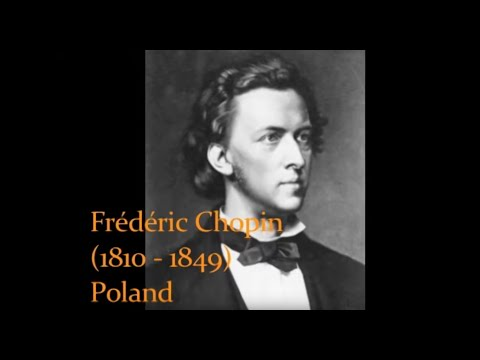 Great Classical Music Composers pt. 5